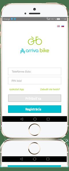 Arriva Bike