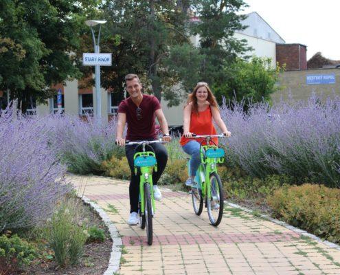 arriva bike, bicykel, bicyklovanie, bikesharing, Nitra