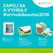 Arriva bike súťaž 2018